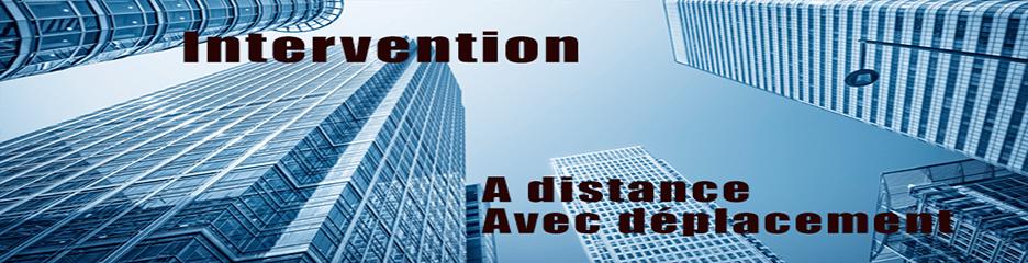 Interventions à distance et à domicile